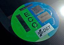 Como conseguir la pegatina medioambiental de la DGT